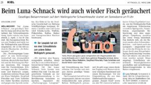 LUNA Schnack