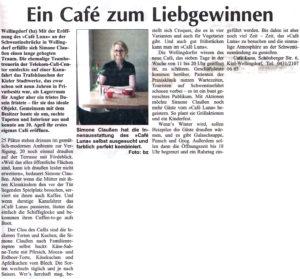 Café LUNA KN
