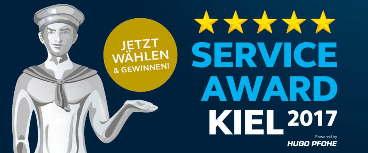 Service Award 2017