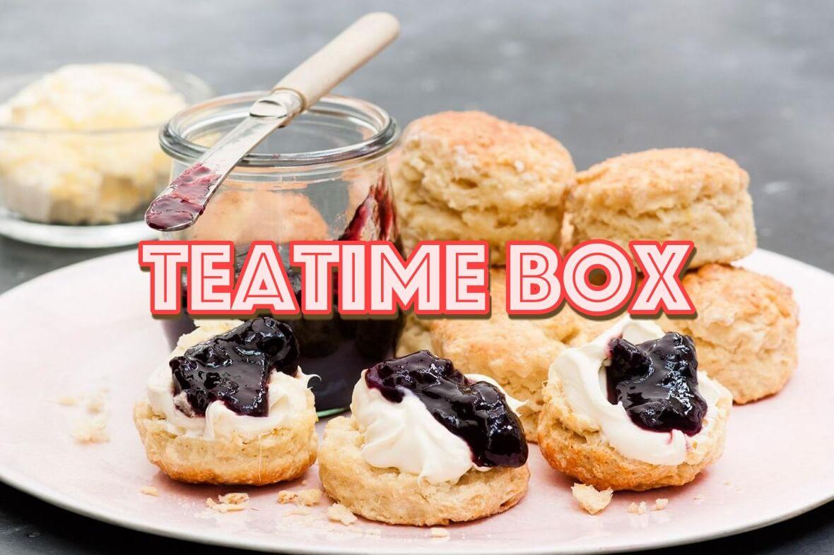 TeaTime Box